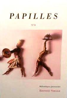 REVUE PAPILLES n.21 ; (édition 2002)