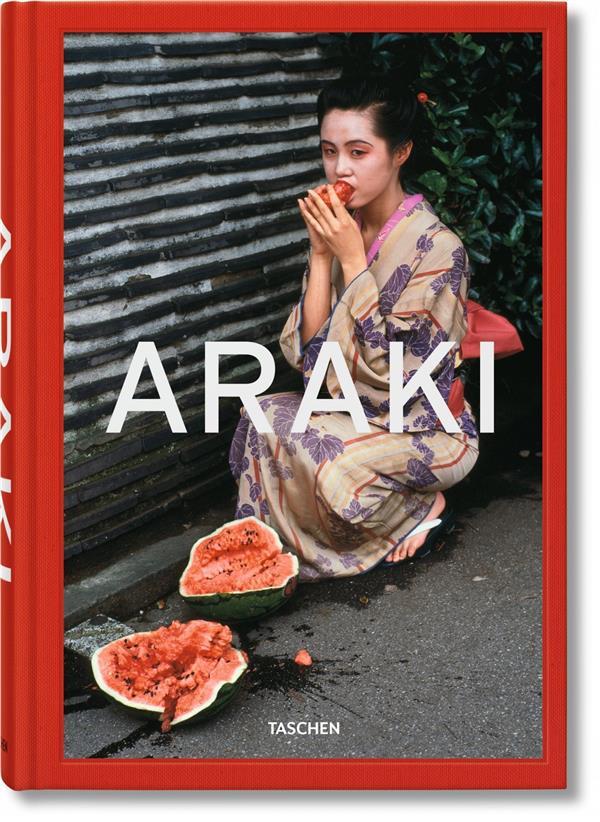 ARAKI BY ARAKI PHOTOGRAPHIES N