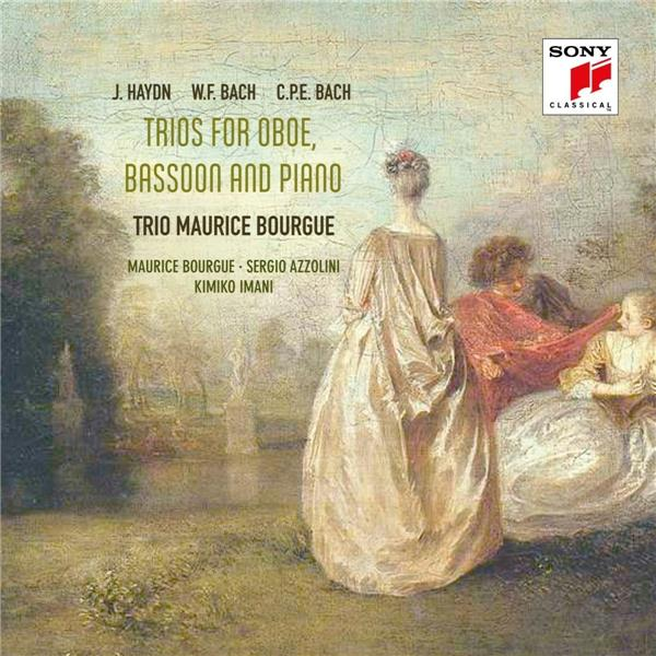 trios for oboe, bassoon and piano