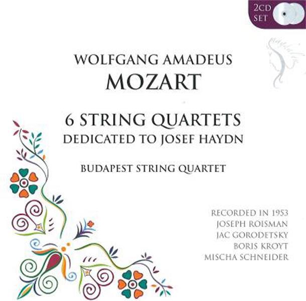 6 quatuors à cordes dédiés à Joseph Haydn