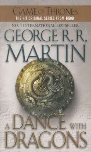 A dance with dragons - a song of ice and fire: book 5