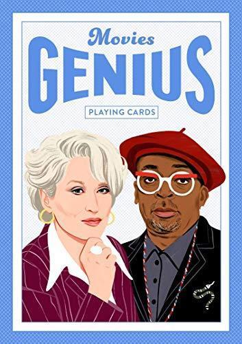 Genius movies playing cards