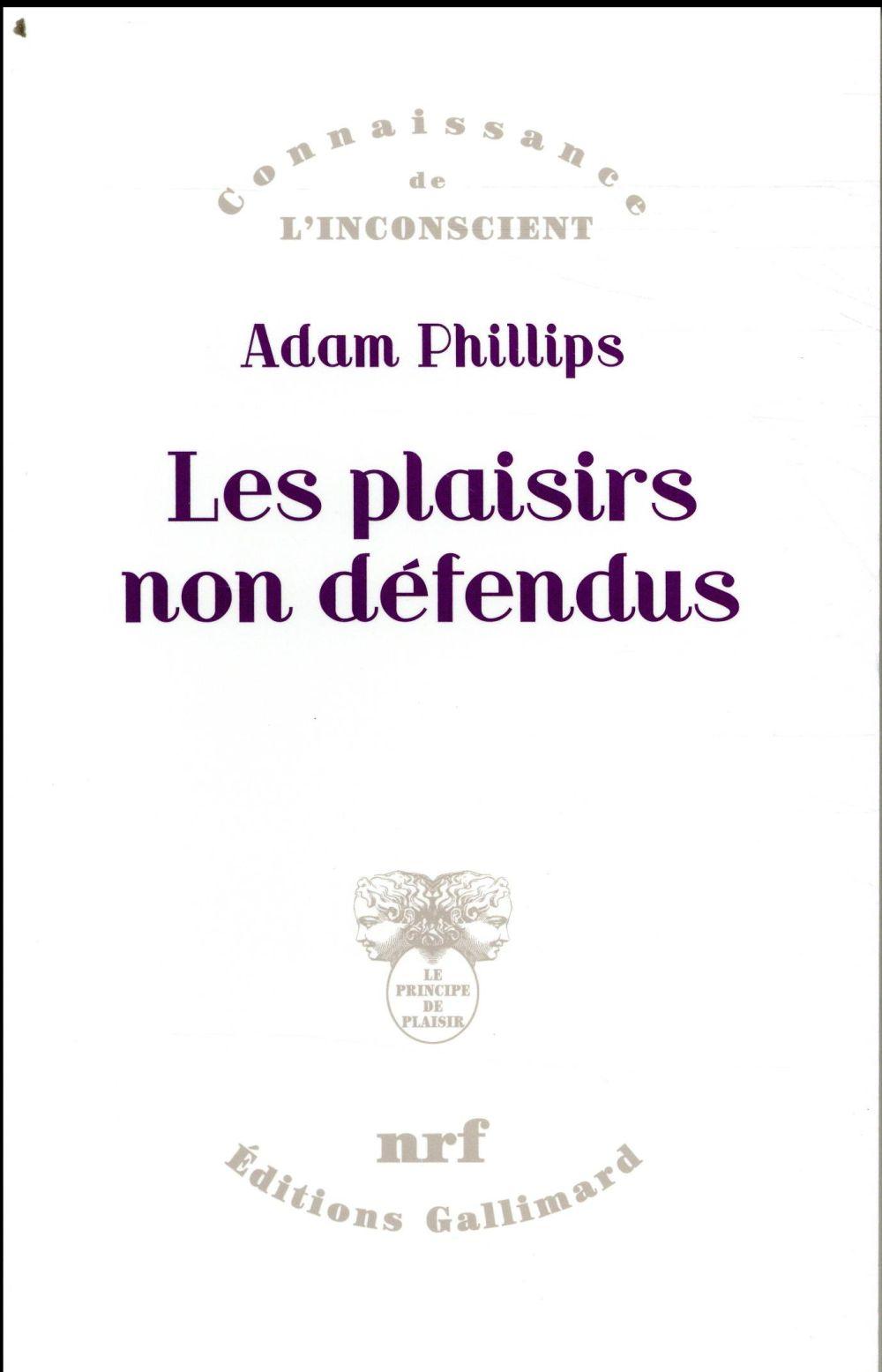 Les plaisirs non défendus