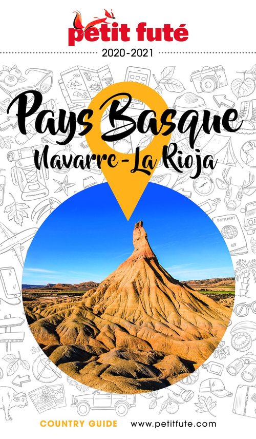 Vente E-Book :                                    PAYS BASQUE / NAVARRE - RIOJA 2020/2021 Petit Futé - Collectif Petit Fute  - Dominique Auzias  - Jean-Paul Labourdette