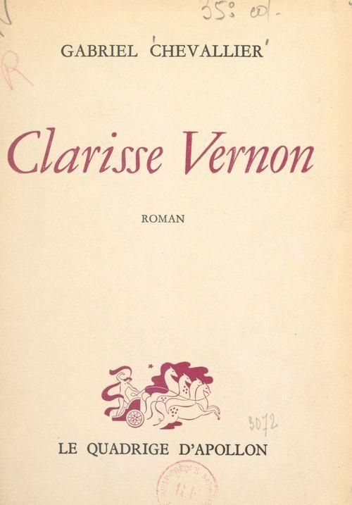 Clarisse Vernon