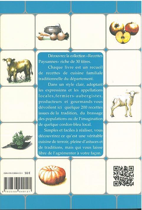 RECETTES PAYSANNES ; recettes paysannes de la Vienne