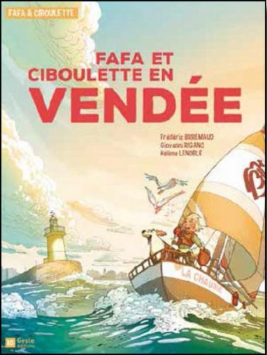 Fafa et Ciboulette en Vendée