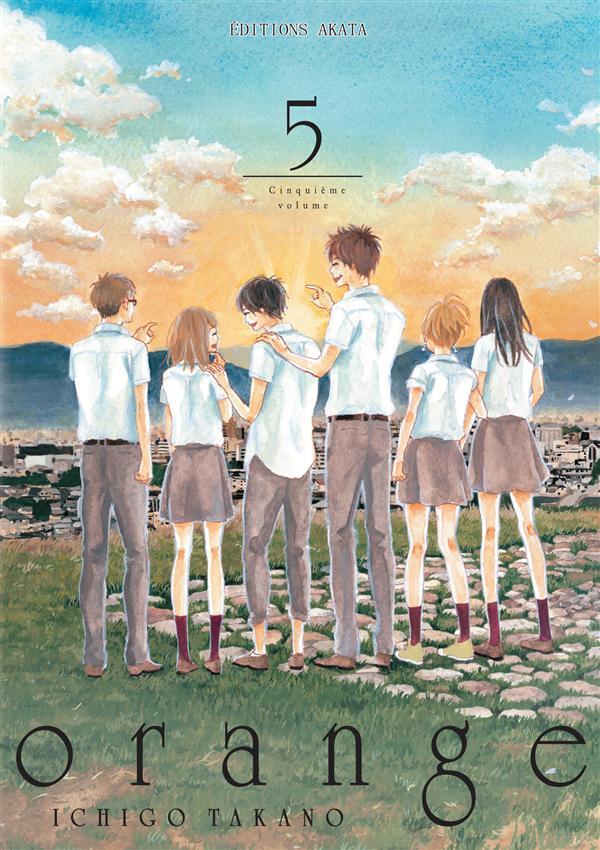 ORANGE - TOME 5 - VOL05 Takano Ichigo