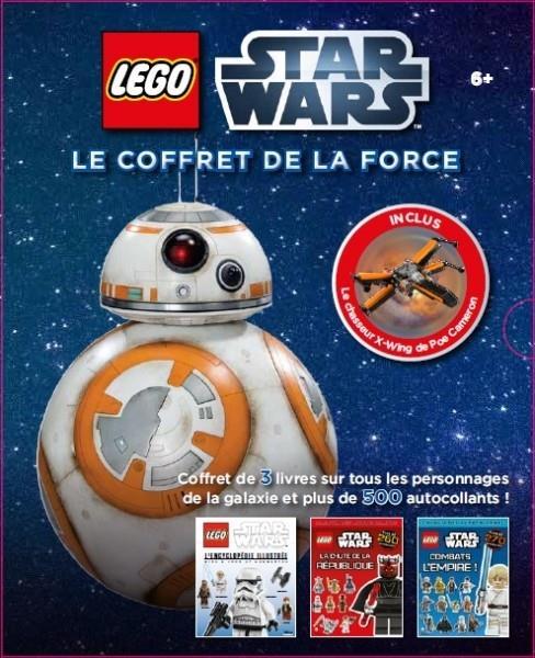 Lego - Star Wars ; le coffret de la force