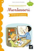 Vente EBooks : Premières lectures autonomes Montessori Niveau 3 - Nil fait de la peinture  - Stéphanie Rubini