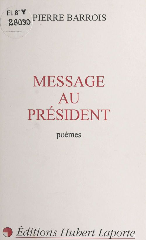 Message au Président