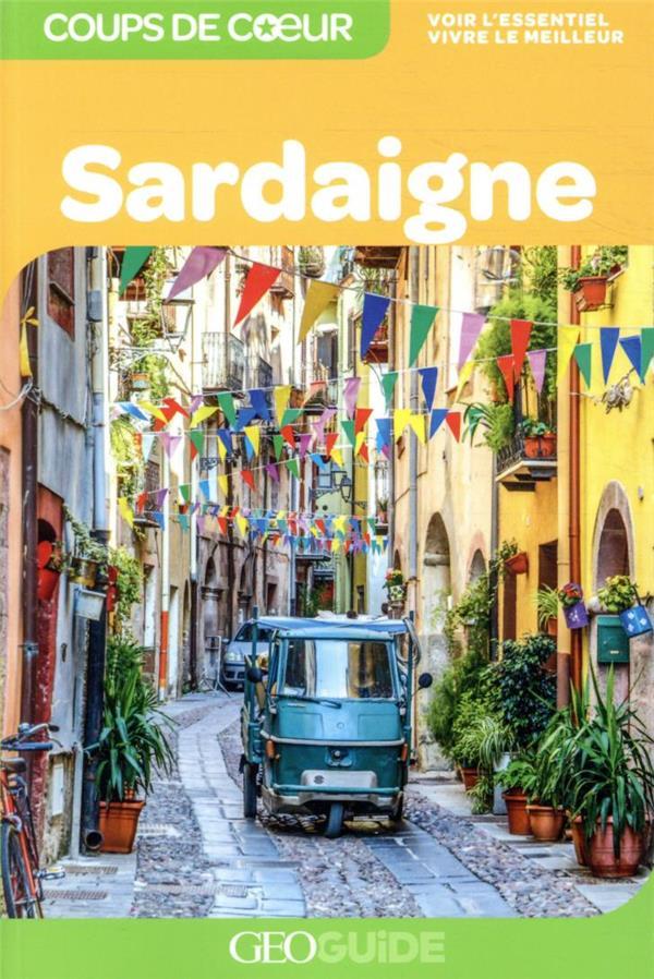 GEOguide coups de coeur ; Sardaigne (édition 2021)