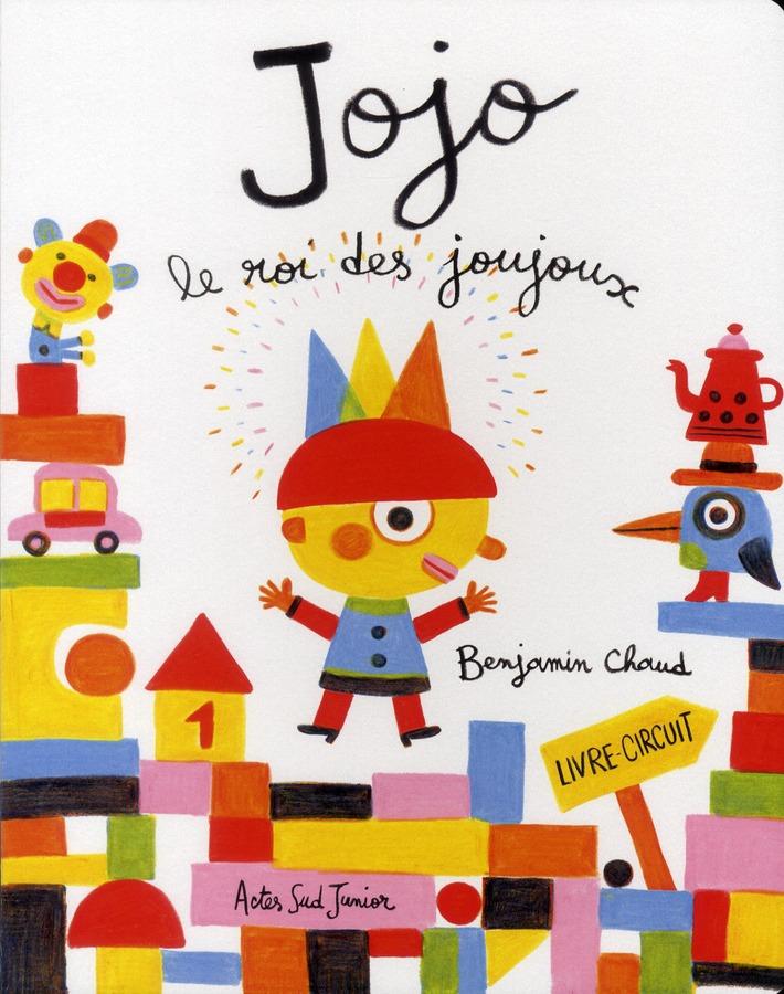 &; Jojo, Le Roi Des Joujoux.