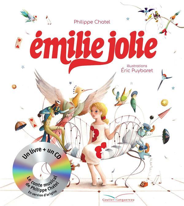 EMILIE JOLIE CHATEL, PHILIPPE