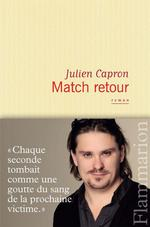 Match retour  - Julien Capron