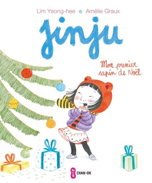 Jinju ; mon premier sapin de noel