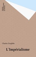 Vente Livre Numérique : L'Impérialisme  - Charles Zorgbibe