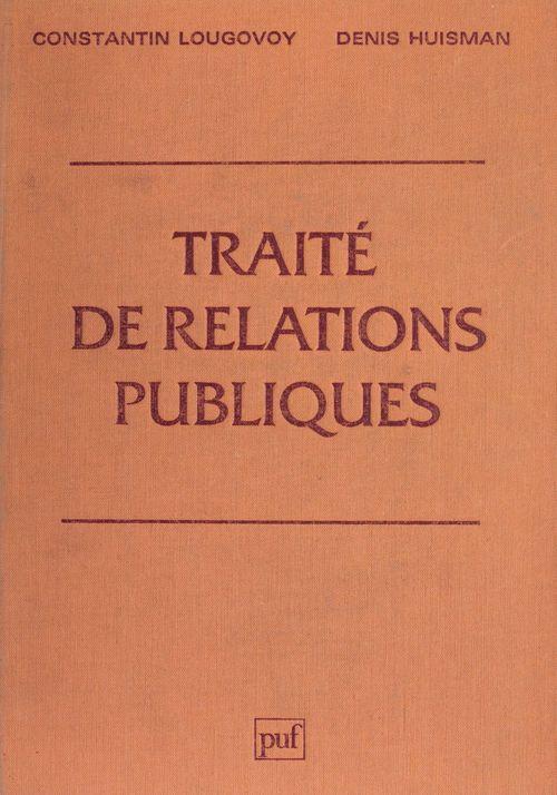 Traite de relations publiques