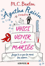 Vente Livre Numérique : Agatha Raisin 20 - Voici venir la mariée  - M. C. Beaton