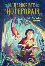Vente EBooks : L'Herboriste de Hoteforais  - Nathalie Somers