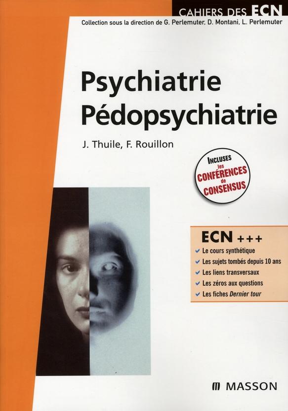 Psychiatrie-Pedopsychiatrie