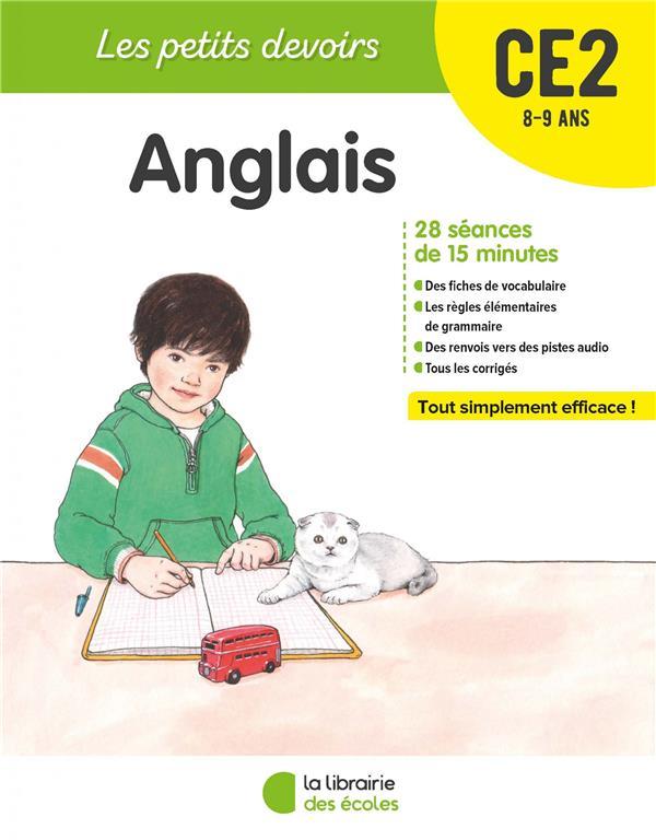 Les petits devoirs ; anglais ; CE2
