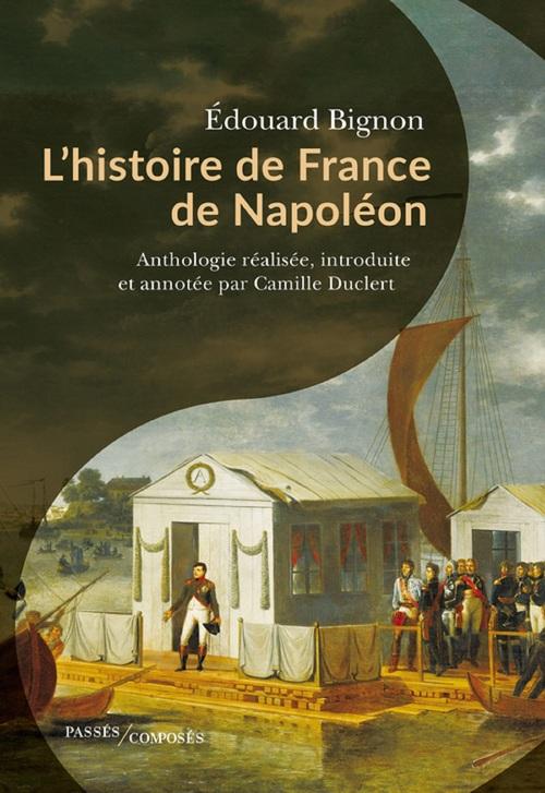 L'histoire de france de napoleon