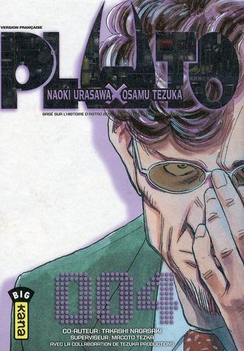 PLUTO - TOME 4 URASAWA/TEZUKA