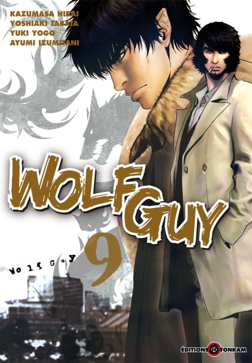 Wolf guy t.9
