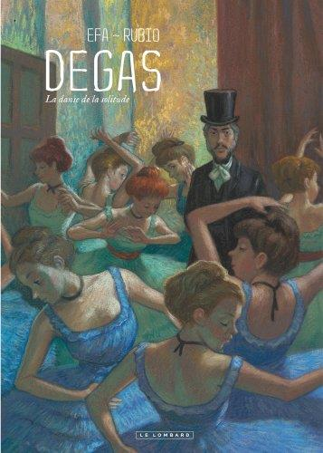 Degas, la danse de la solitude