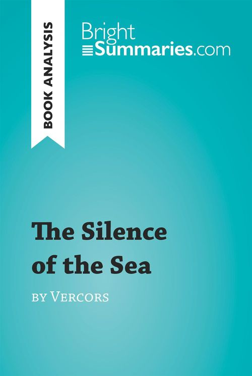 Book analysis ; the silence of the sea by Vercors