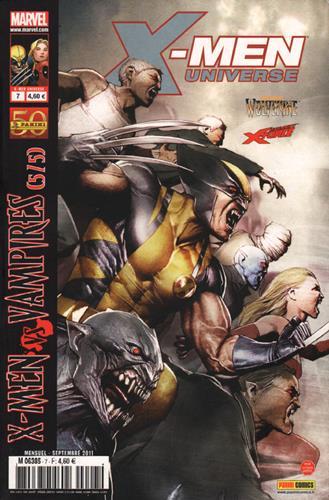 X-Men Universe V2 T.7; X-Men Vs Vampires T.5