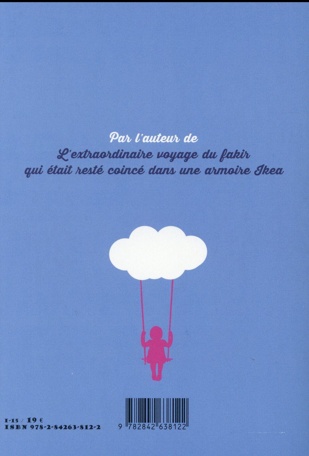 La petite fille qui avait avalé un nuage grand comme la tour Eiffel.