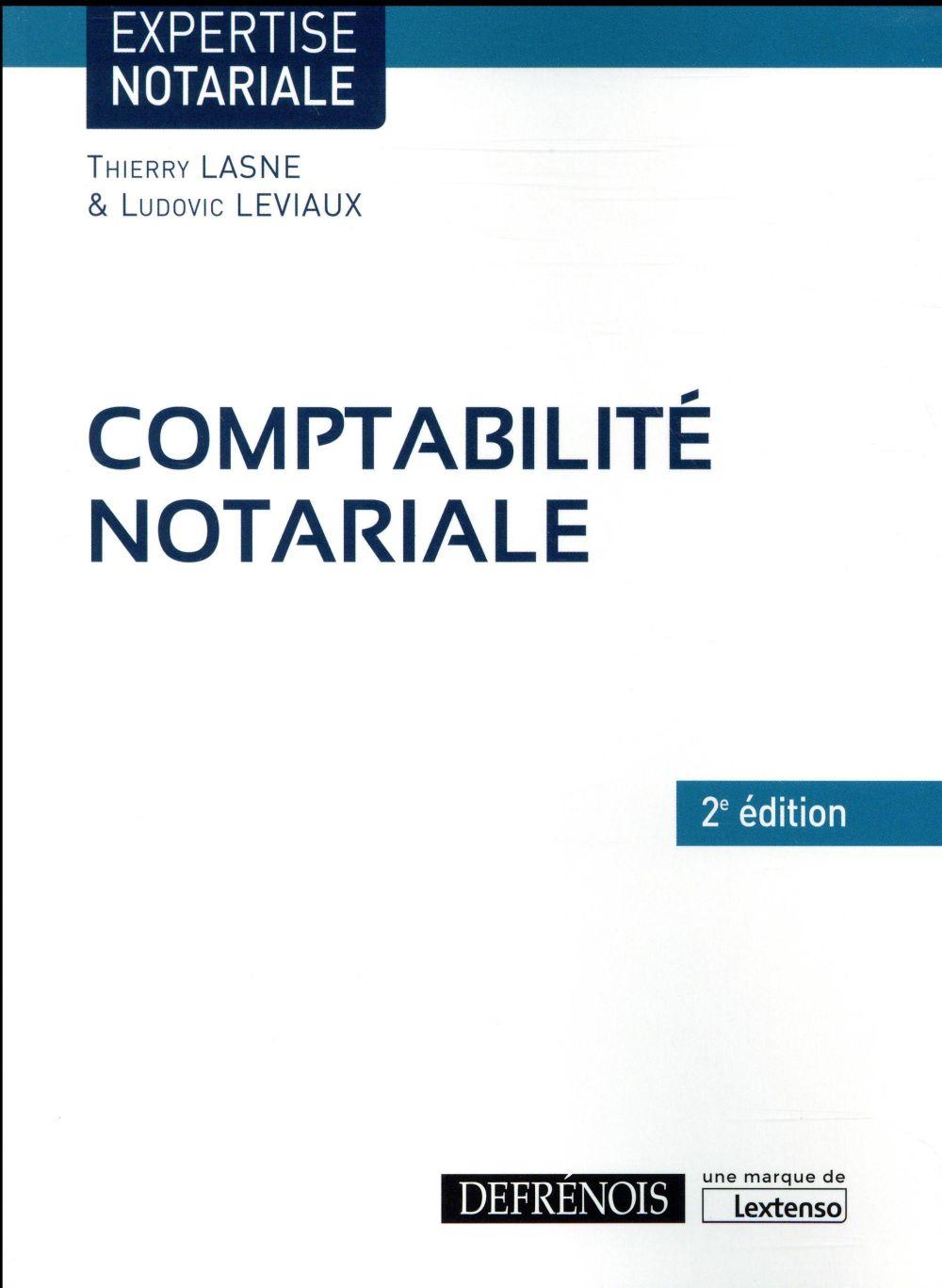 Comptabilité notariale (2e édition)