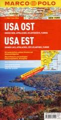 USA Est ; Grands Lacs ; Appalaches ; côte atlantique, Floride