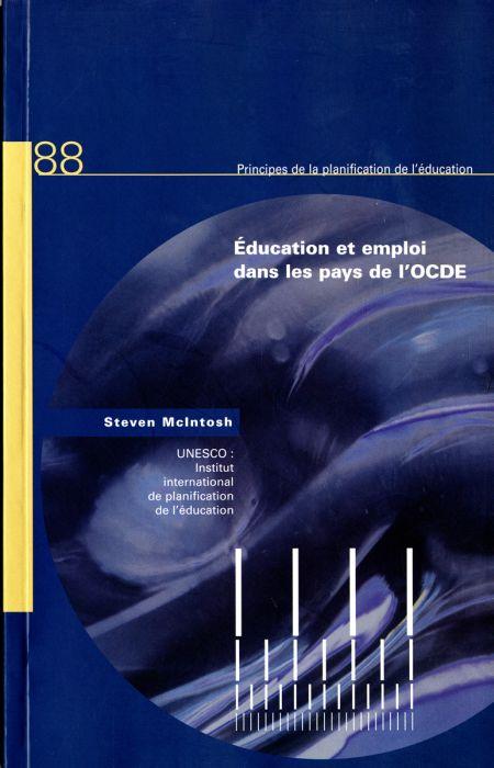 éducation et emploi dans les pays de l'OCDE