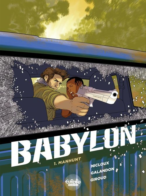 Babylon - Volume 1 - Manhunt