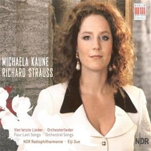Strauss, Richard : Quatre derniers Lieder, Lieder pour orchestre