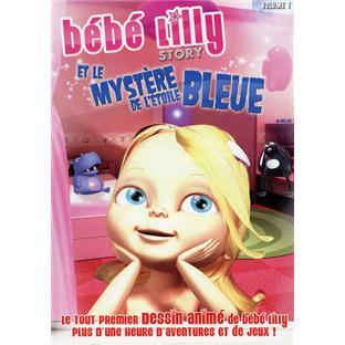 Bébé Lilly et le mystère de l'étoile bleue