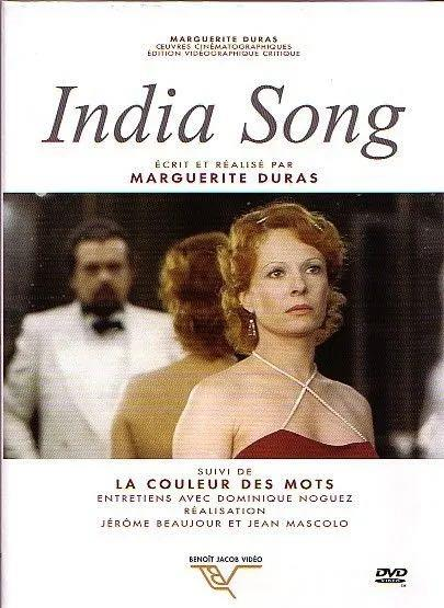 Marguerite Duras 2 films : India song ; la couleur des mots