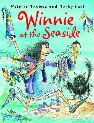 Winnie at the seaside livre et cd