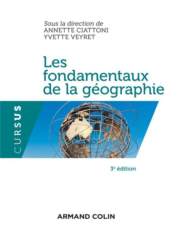 les fondamentaux de la géographie (3e édition)