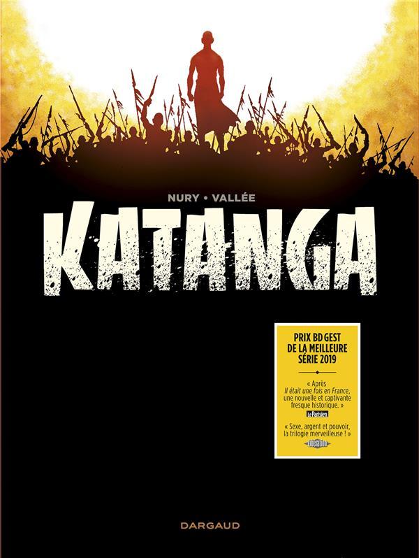 Katanga ; COFFRET T.1 A T.3