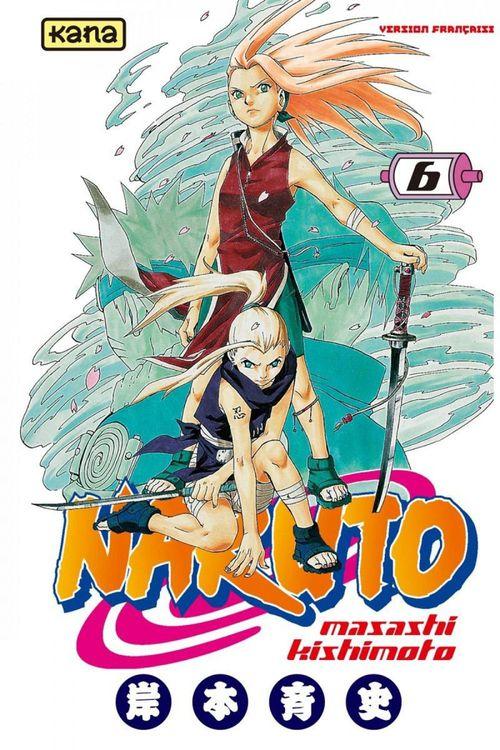 Naruto - Tome 6