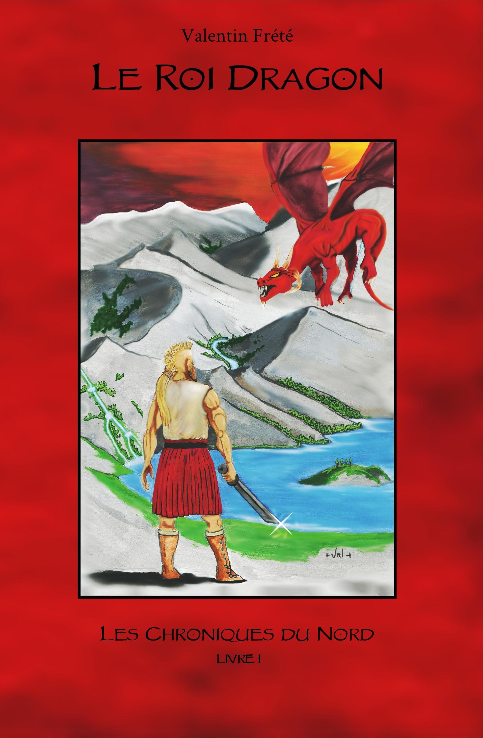 Les chroniques du nord t.1 ; Torfa et le Roi dragon