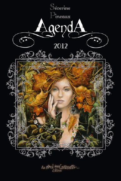 Agenda annuel gothic fairies 2011/2012