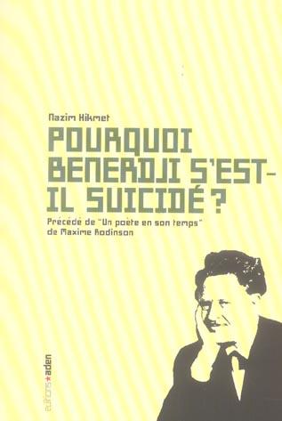 Pourquoi benerdji s'est-il suicide ?