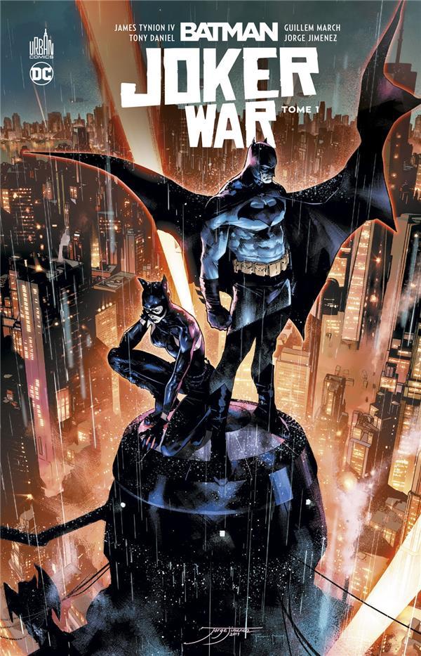 Batman - joker war T.1