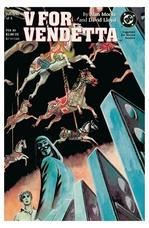 V pour Vendetta - Chapitre 8  - Alan Moore