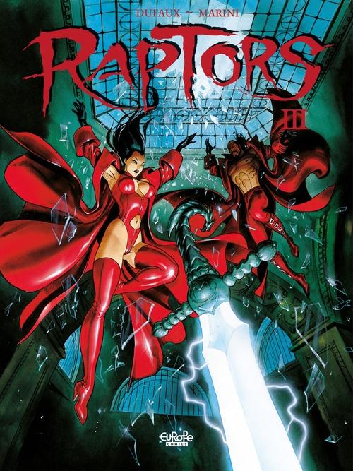 Raptors - Volume 3